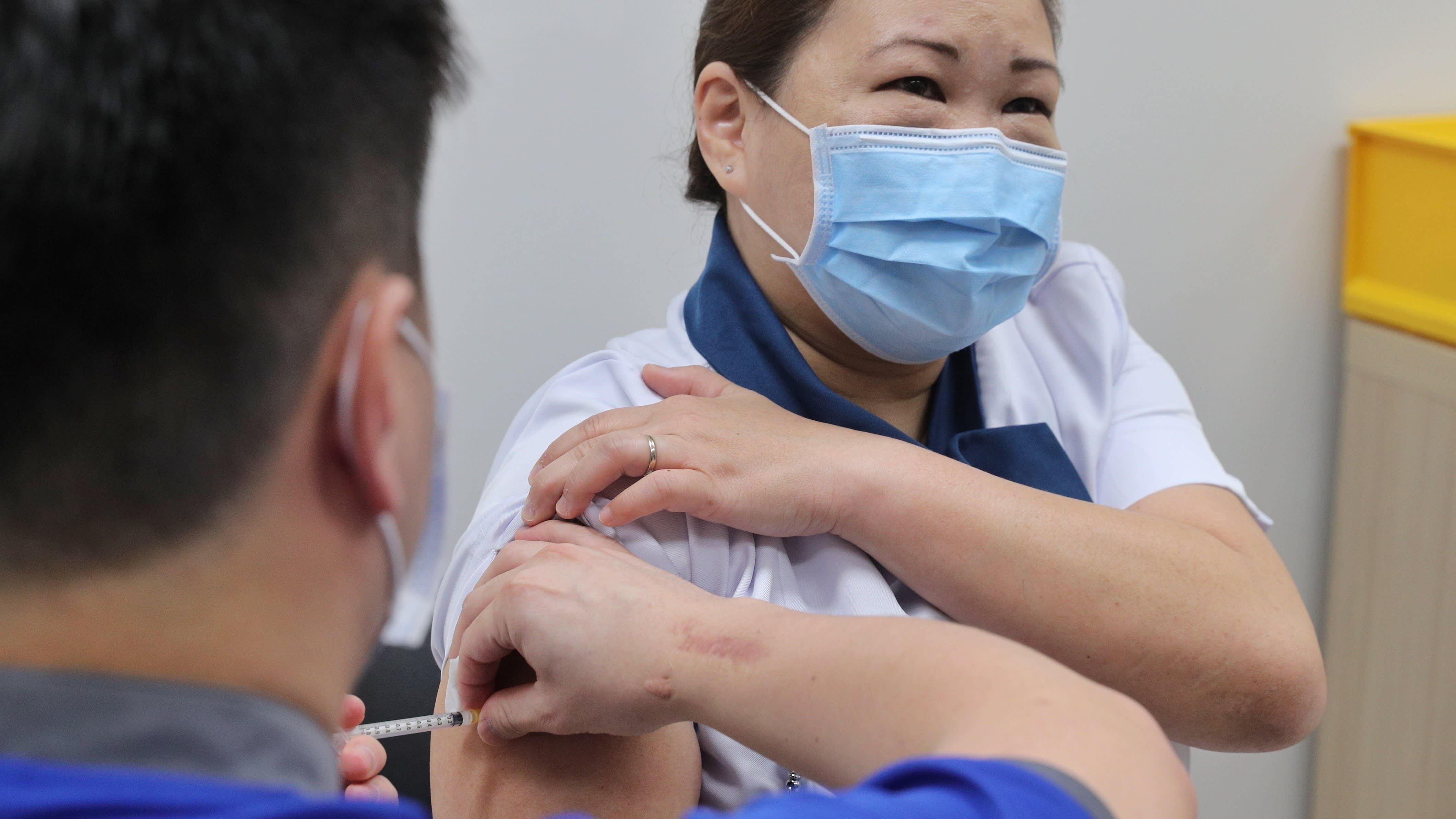 Korona aşısı hastanelik ederse para desteği yapılacak