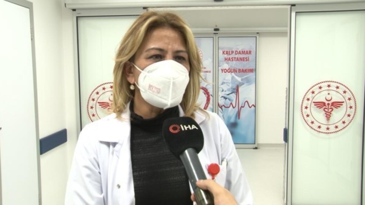 """Bilim Kurulu üyesi Prof. Dr. Sema Turan uyardı: """"Biraz daha zamana ihtiyacımız var"""
