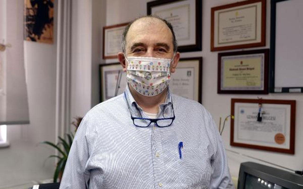 Bilim Kurulu üyesi Ateş Kara'dan çift maske uyarısı