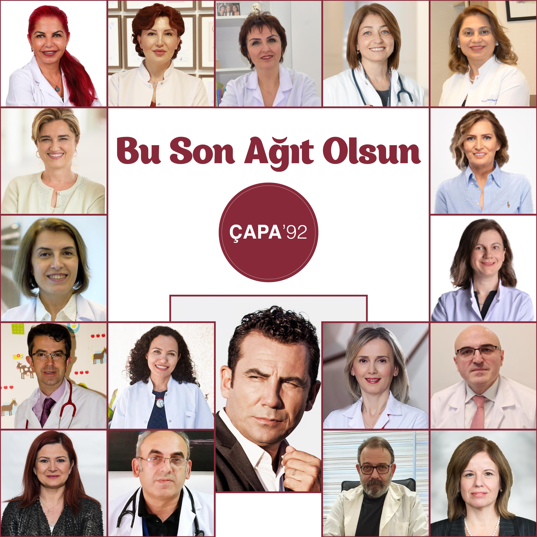 Livaneli yazdı Göçer söyledi: Çapa 1992 mezunlarından sağlık çalışanlarına ağıt