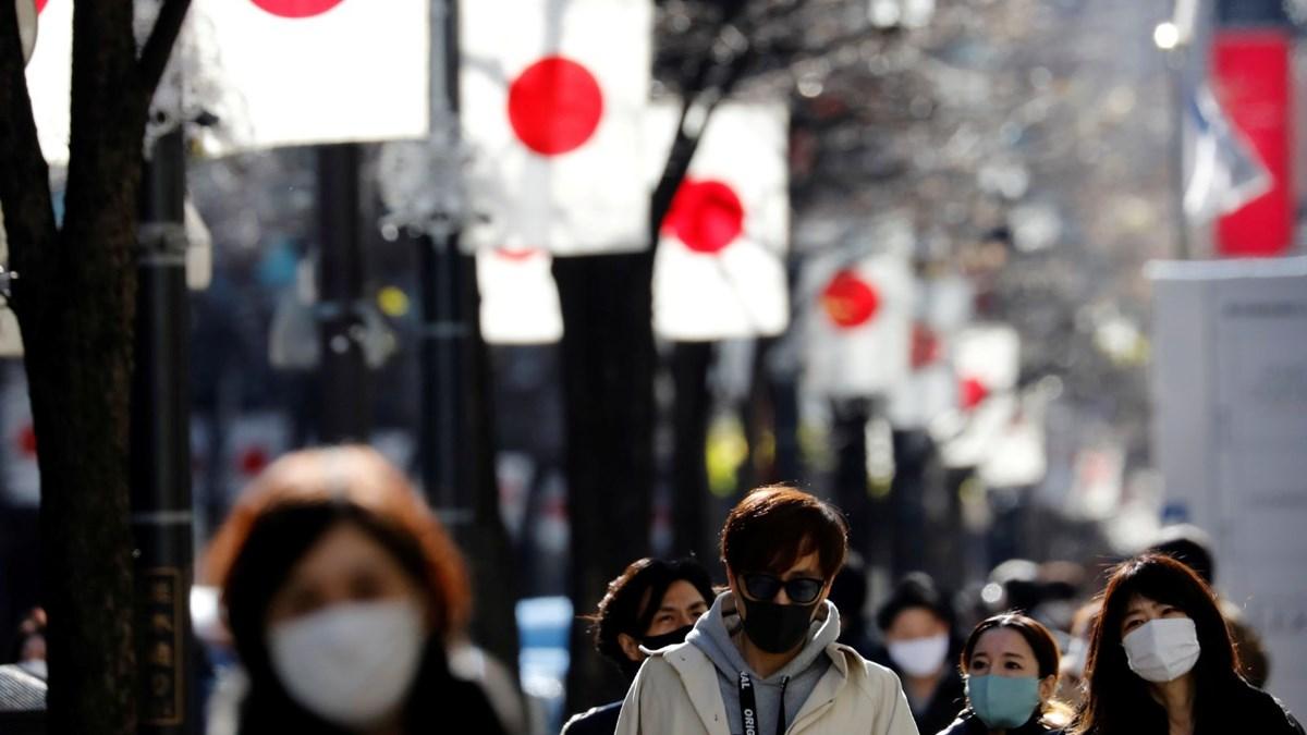 Japonya'da 11 mutasyon Covid-19 vakası daha tespit edildi