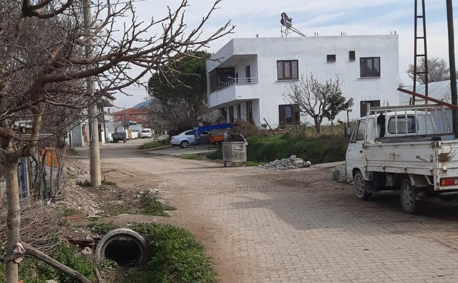 Balıkesir'de bir mahalleye kısmi karantina
