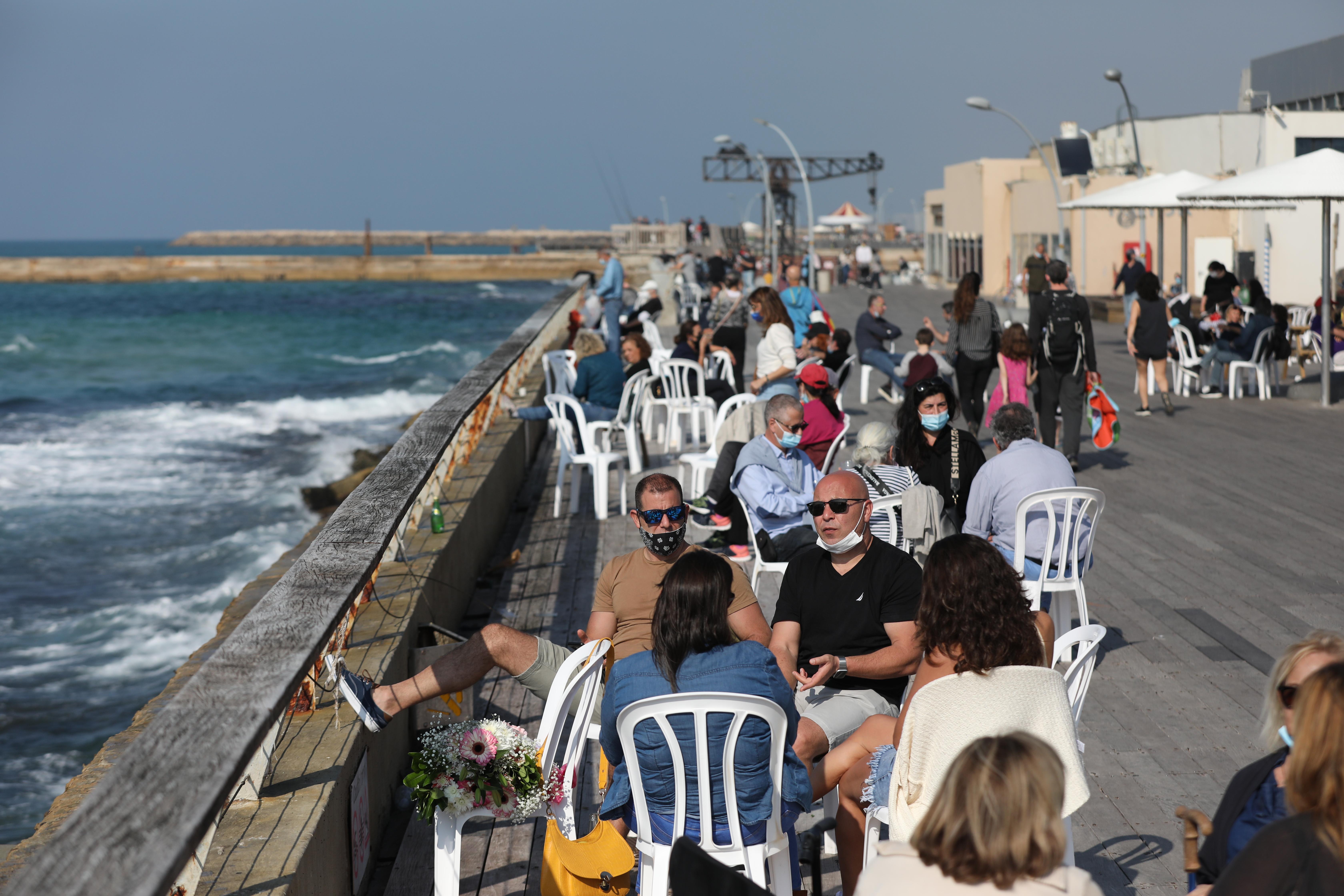 İsrail'de karantina tedbirleri gevşetildi