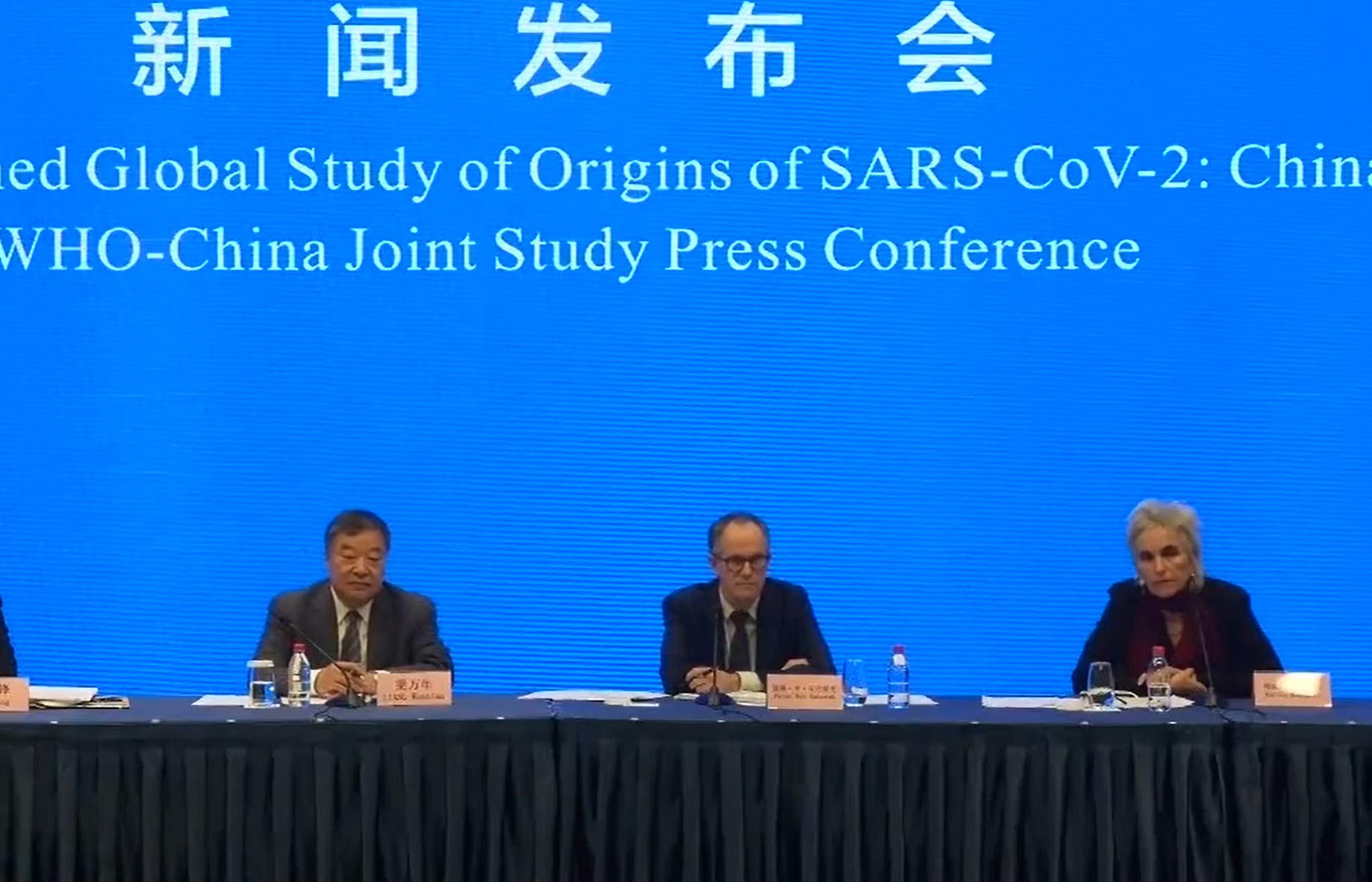 Wuhan'daki DSÖ ekibi: Covid-19'un kaynağı tespit edilemedi