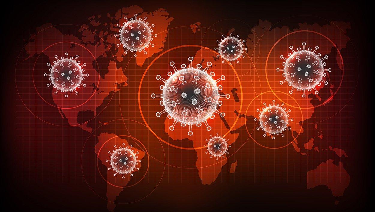 Korona virüsünün 3 kat daha bulaşıcı olan yeni bir mutasyonu keşfedildi