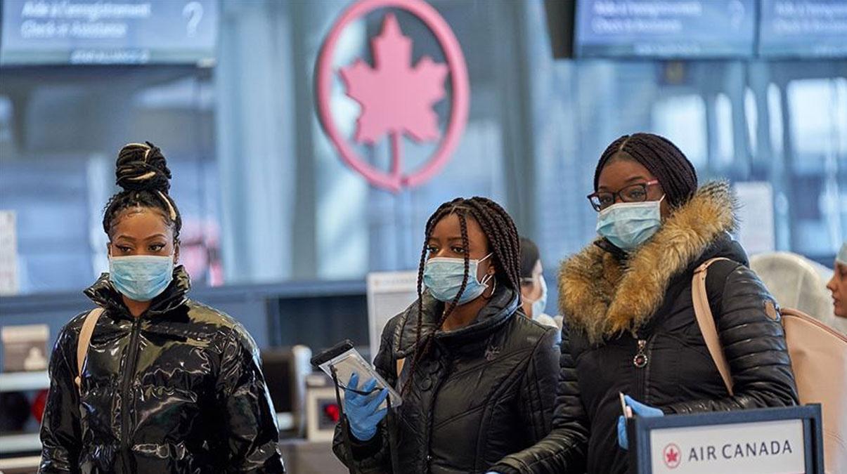 Kanada, ülkeye gelen yolcular için yeni karantina kurallarını 22 Şubat'ta başlatıyor