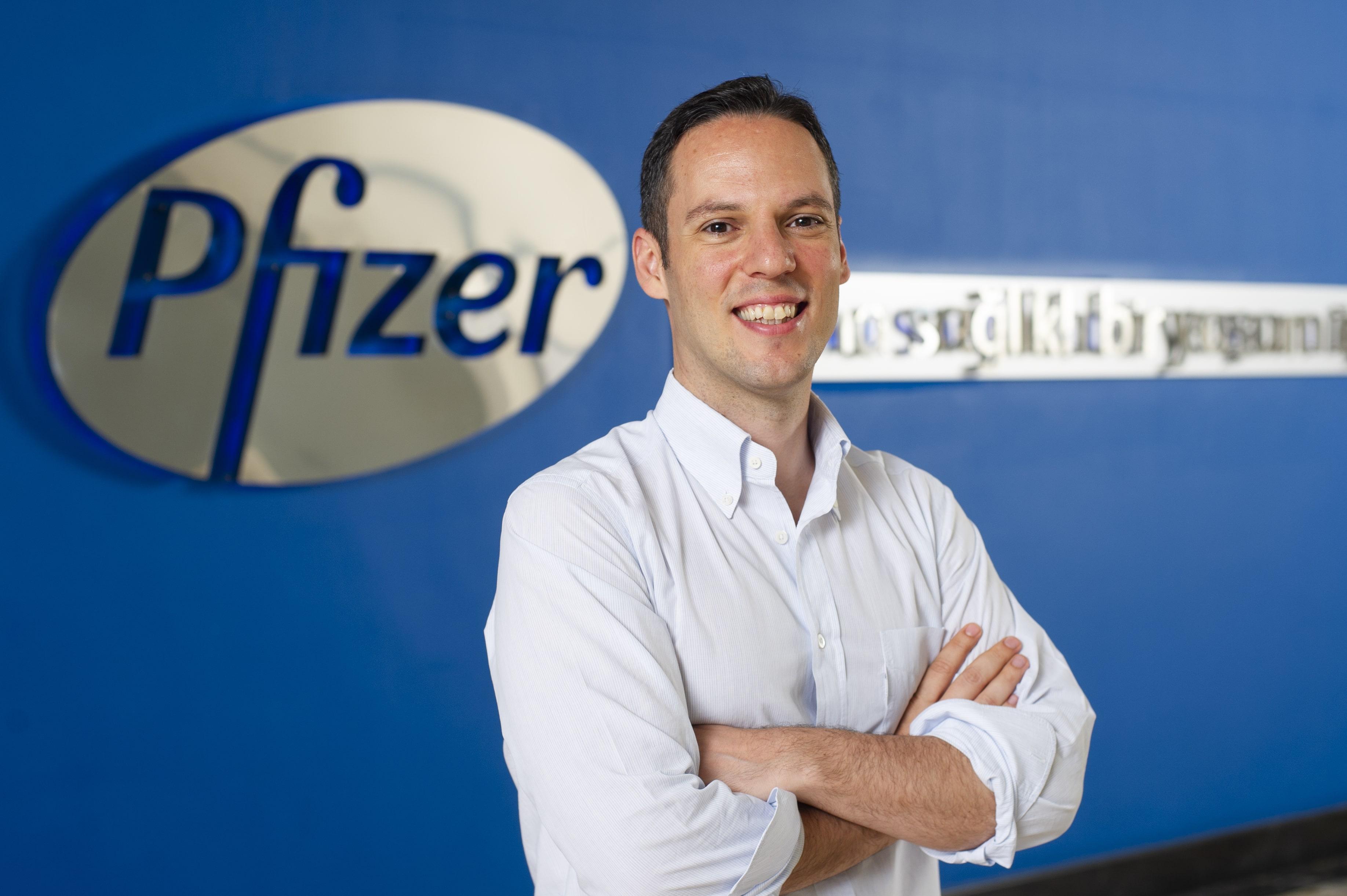 Metin Hullu Pfizer İsrail Genel Müdürü Oldu