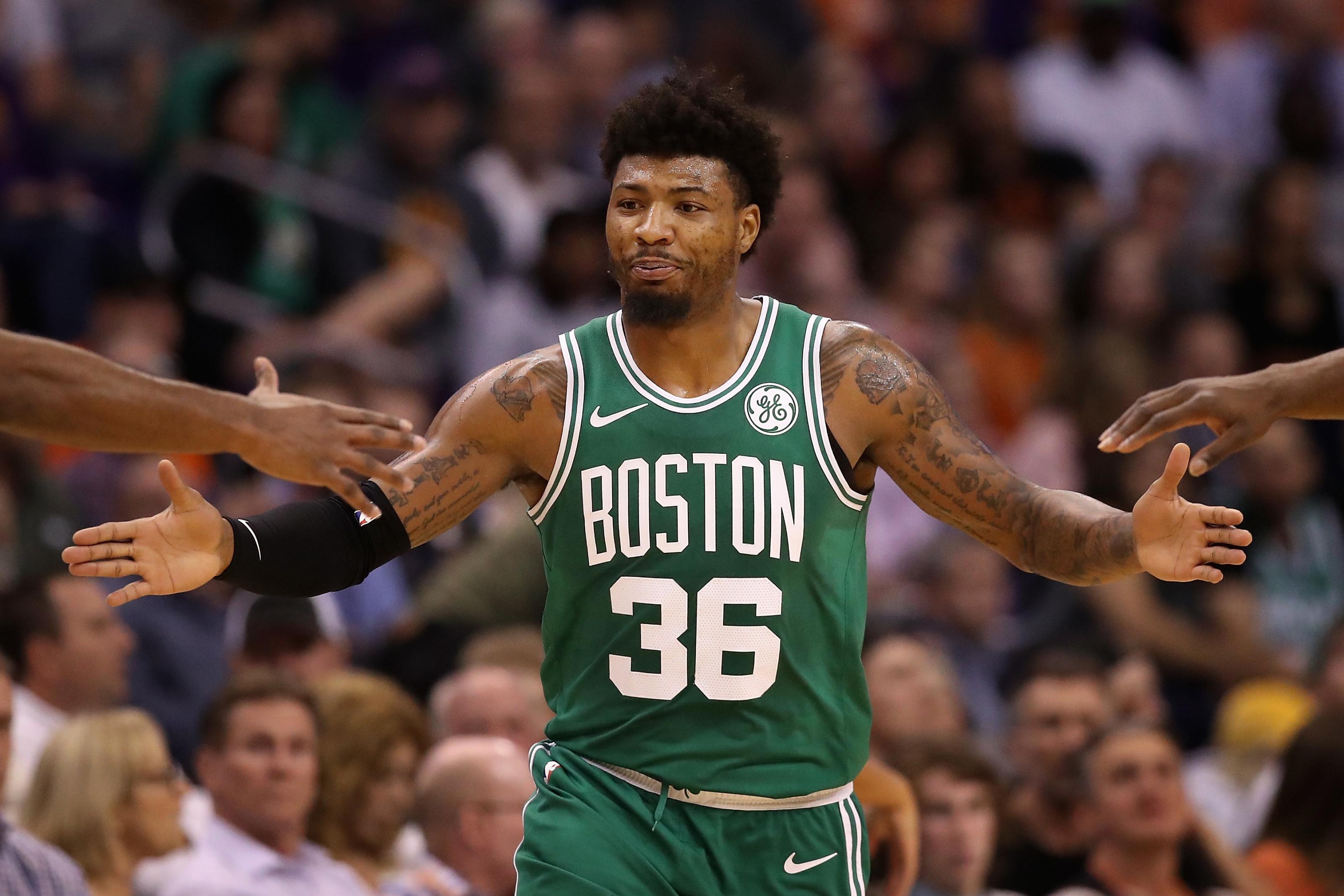 Boston Celtics'de Marcus Smart, All Star arasına kadar sahalardan uzak kalacak