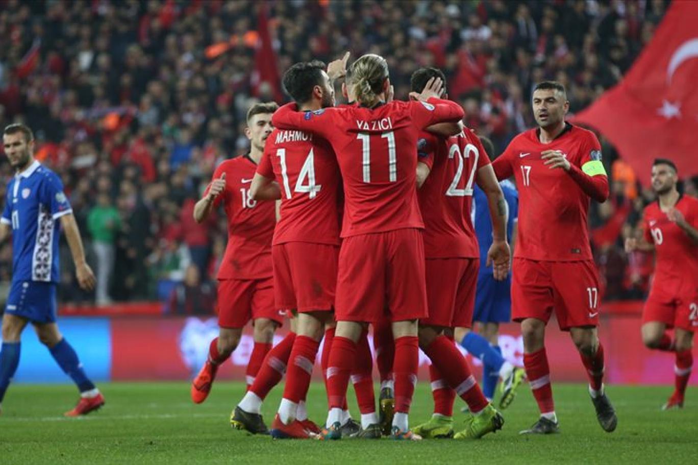 Norveç-Türkiye maçı seyahat kısıtlamaları nedeniyle İspanya'da oynanacak