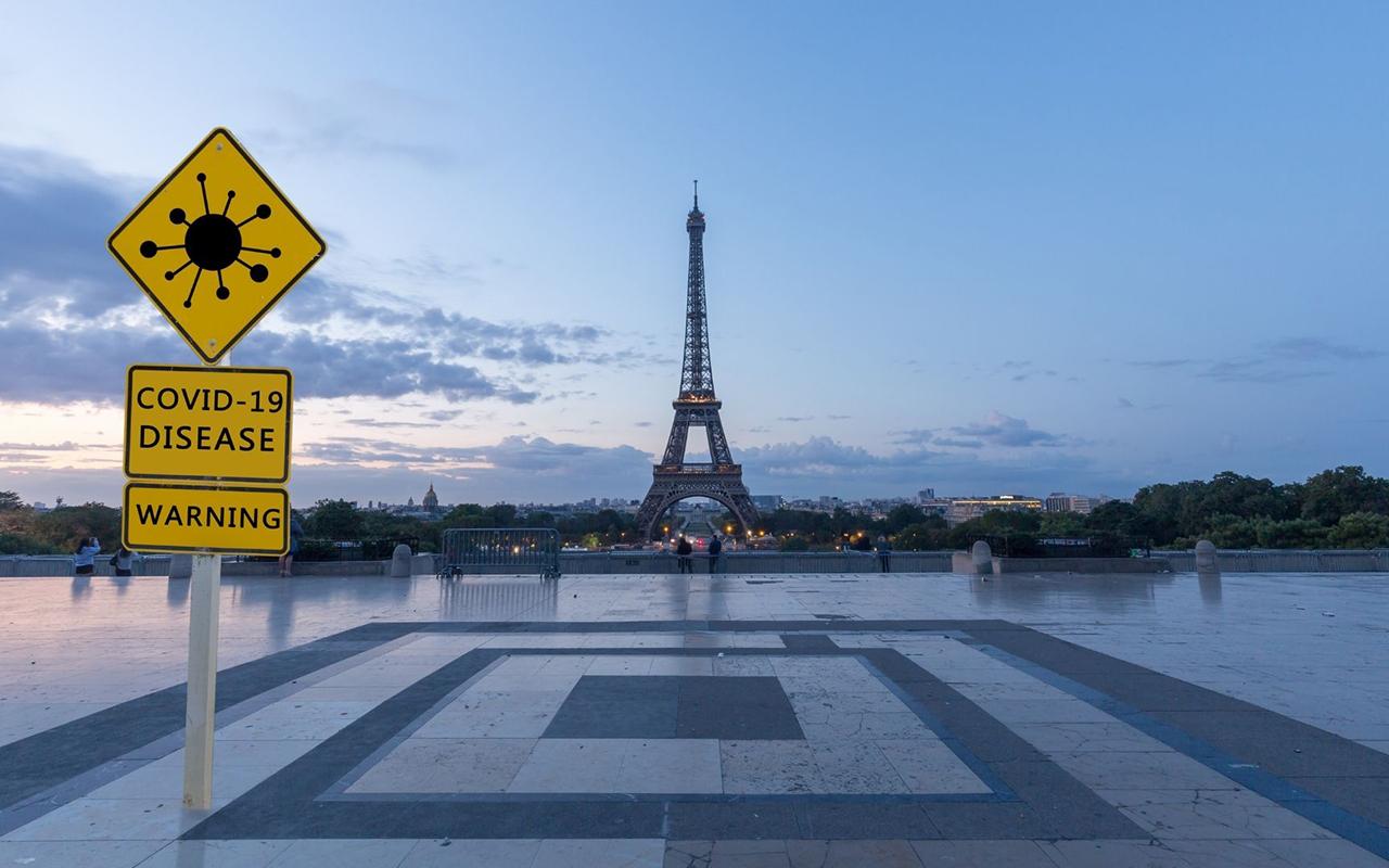 Fransa'da son 24 saatte 26 bin 788 yeni vaka tespit edildi