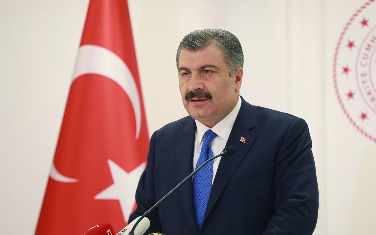 Sağlık Bakanı Koca 10 milyon vatandaşın aşılandığını duyurdu