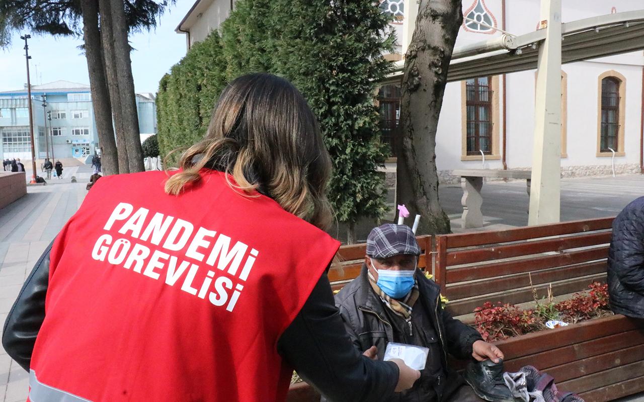 Türkiye'de bir ilk! Pandemi Görevlileri ekipleri kuruldu