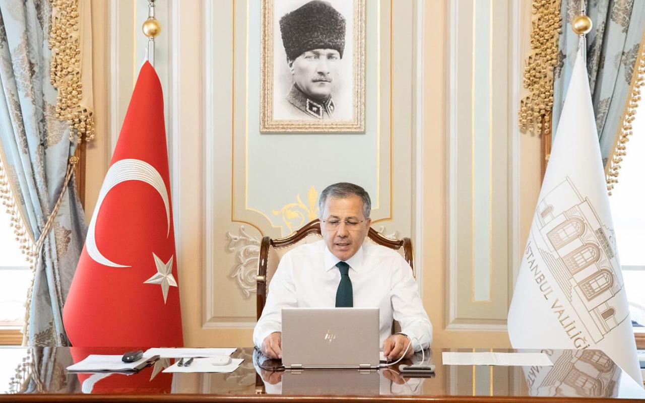 İstanbul Valisi Ali Yerlikaya'dan aşı ve kısıtlama açıklaması