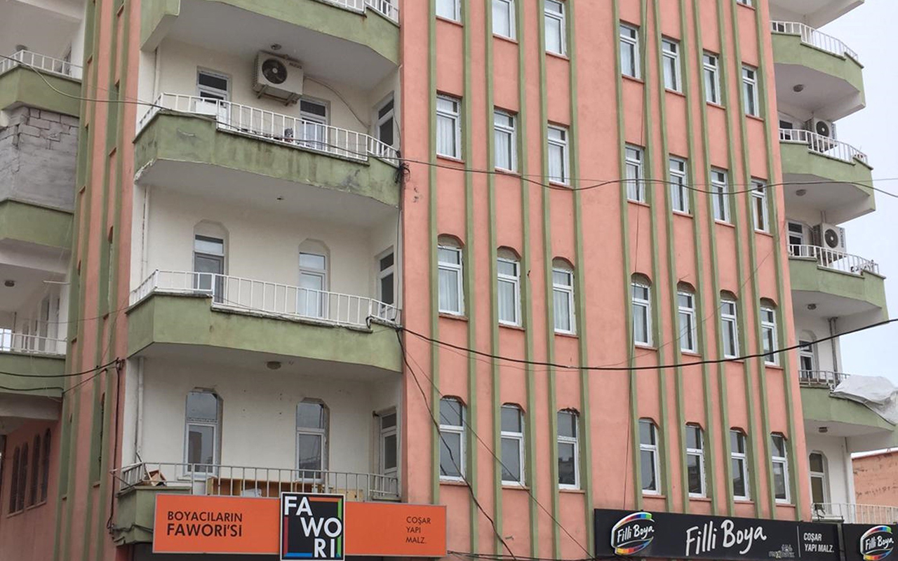 Diyarbakır'da 1 kişide mutasyonlu virüs tespit edildi, bina karantinaya alındı