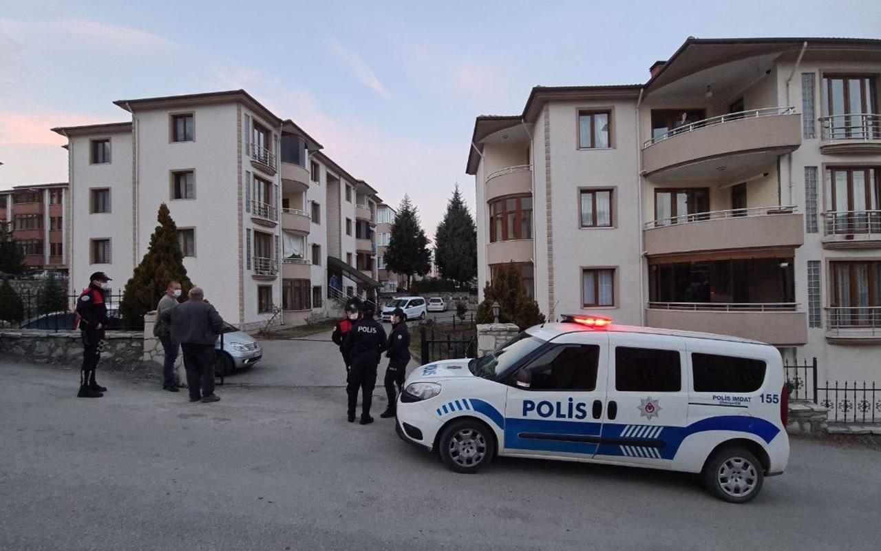 Karabük'te site içerisindeki iki apartman karantinaya alındı