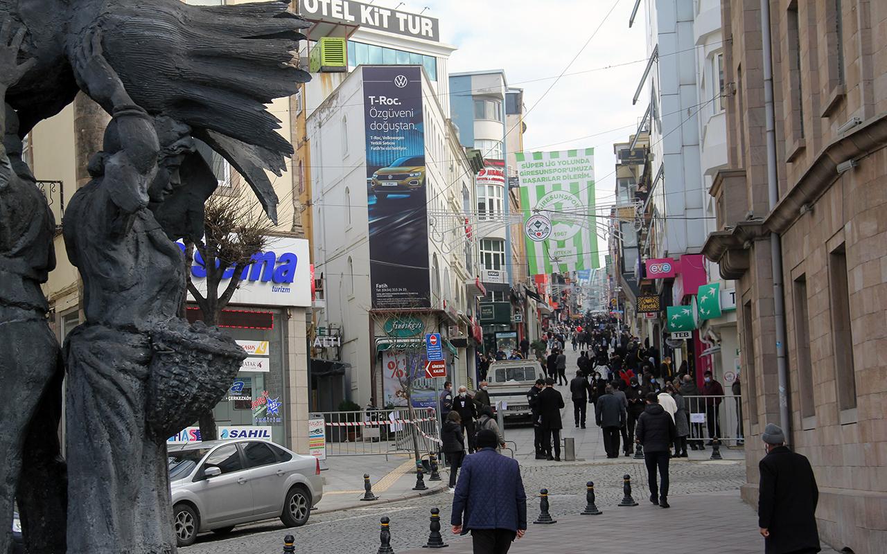 Karadeniz bölgesindeki Covid-19 vaka sayılarındaki artış sürüyor