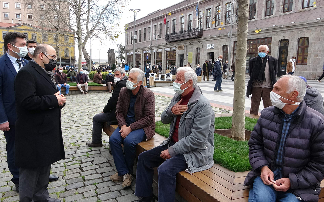 Trabzon'da vaka artışları tedirgin ediyor