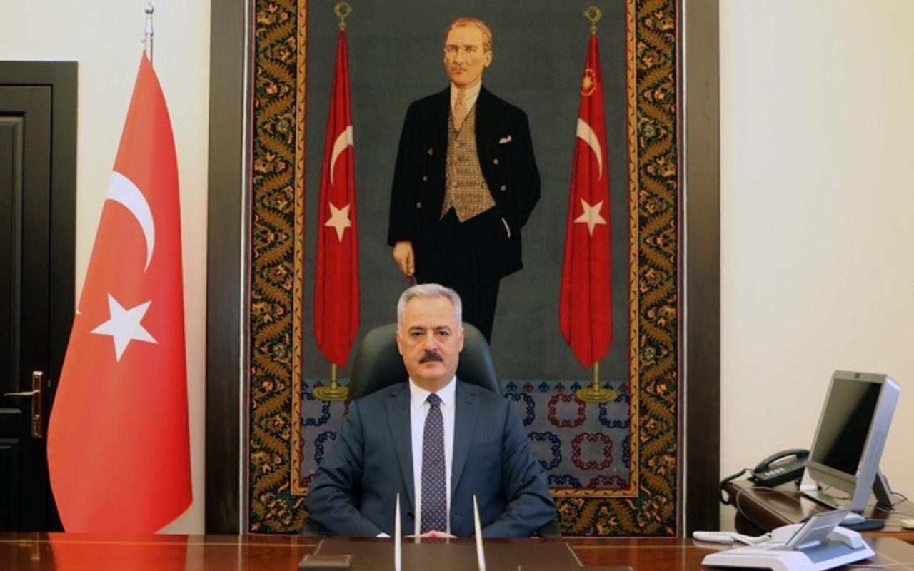 Isparta Valisi Seymenoğlu: