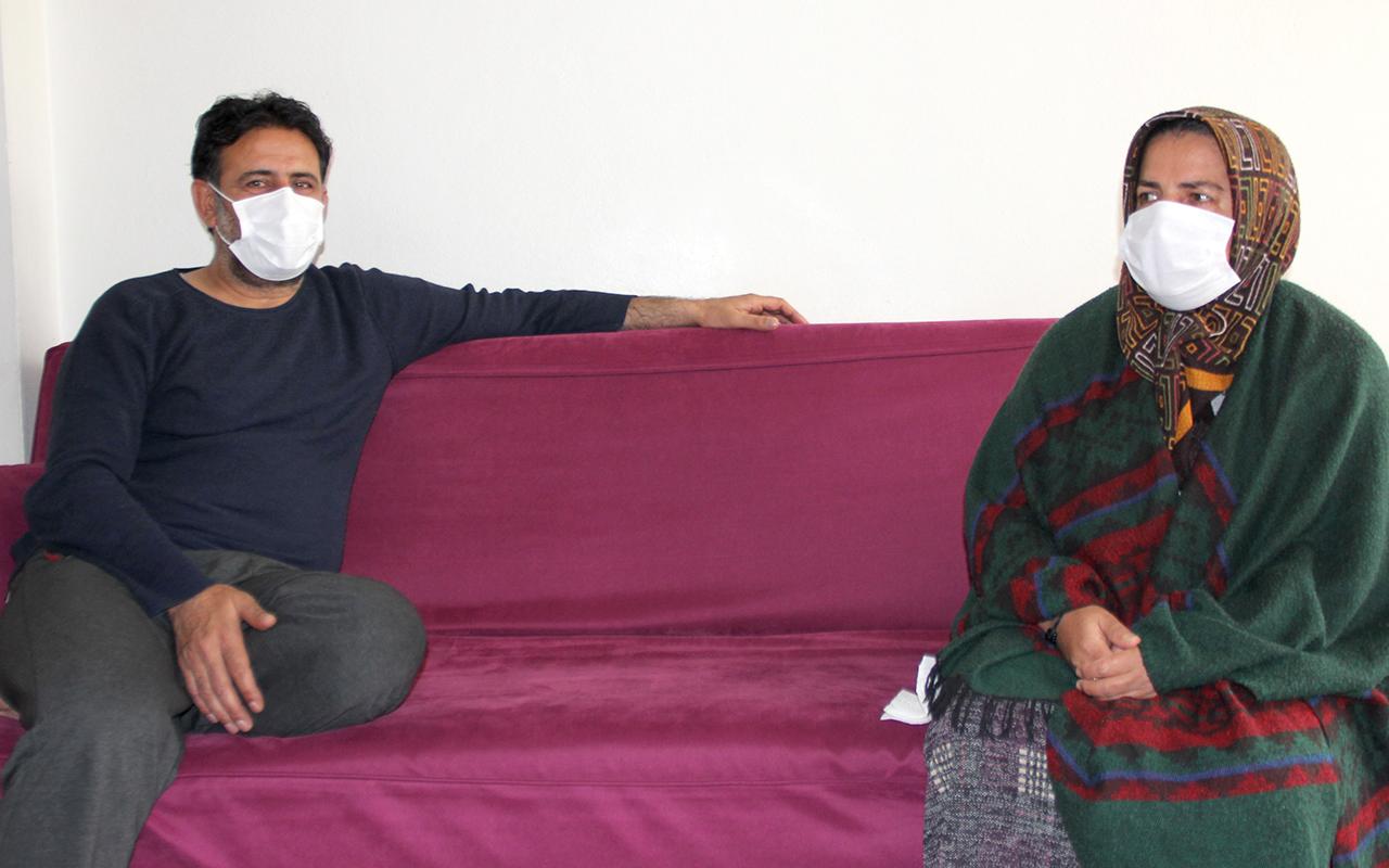 Koronalı hastanın aşılı eşine virüs bulaşmadı