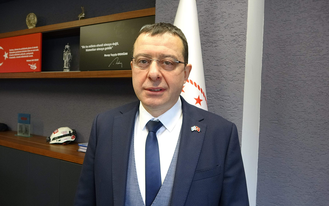 Trabzon İl Sağlık Müdürü Hakan Usta'dan aşı çağrısı