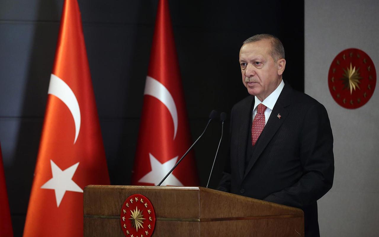 Cumhurbaşkanı Erdoğan'dan Kabine Toplantısı sonrası flaş açıklamalar