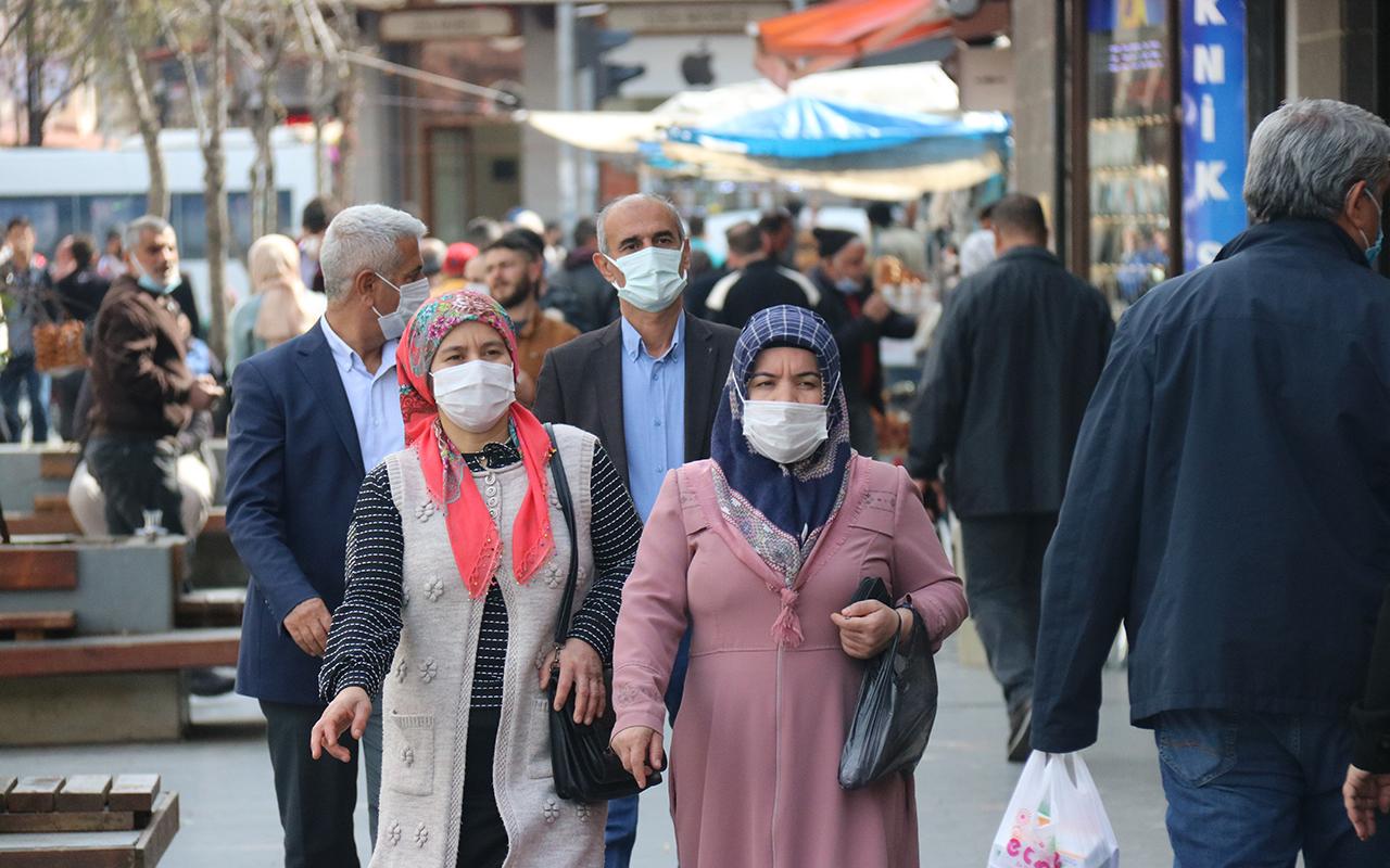 Maviden sarıya dönen Diyarbakır'da vaka sayıları 4 kat arttı
