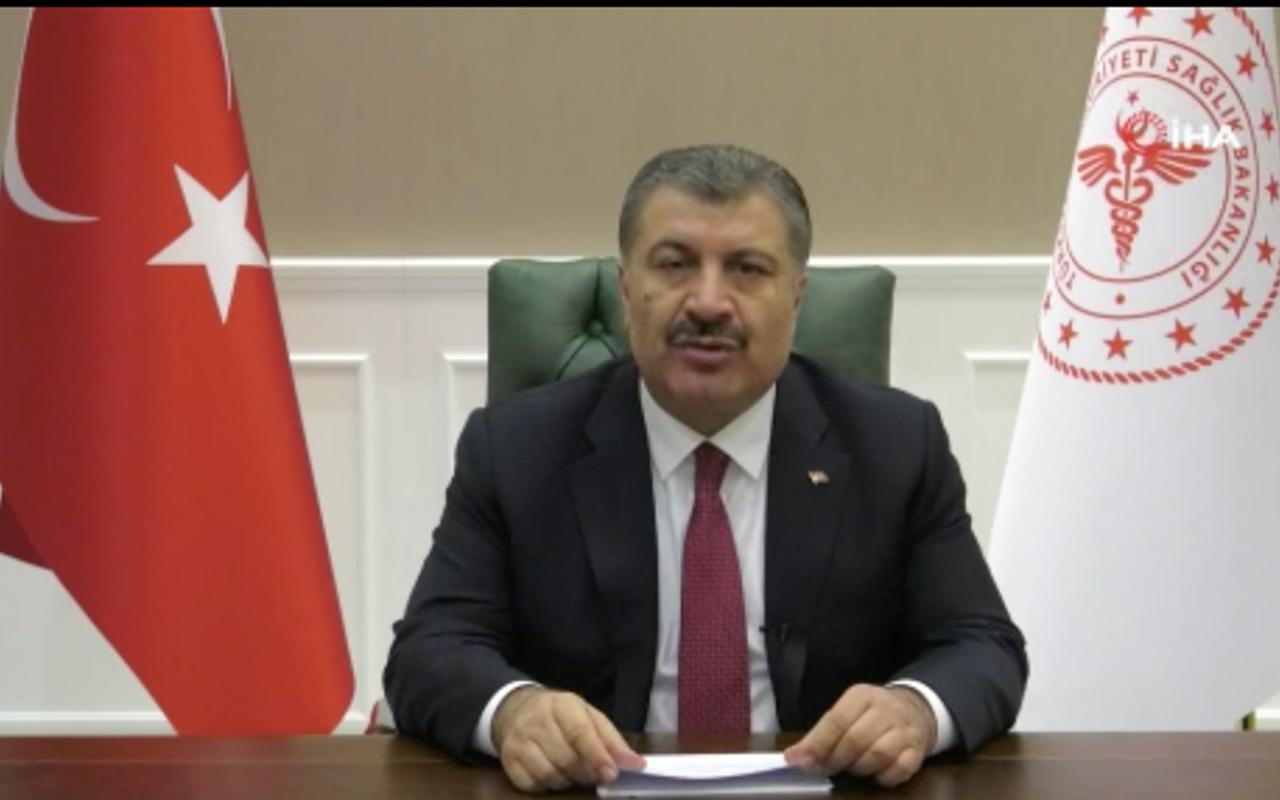 Sağlık Bakanı Koca, Otizm Sempozyumu'na katıldı