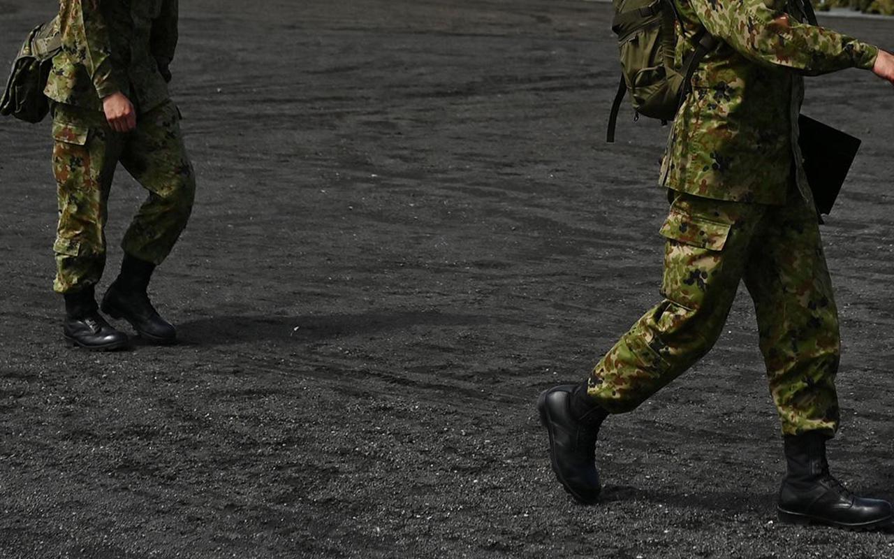 Cibuti'de görevli Japon askerleri koronaya yakalandı, 20 personel karantinaya alındı