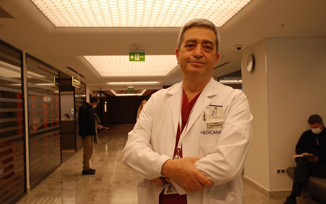 Prof. Dr. Sakarya: