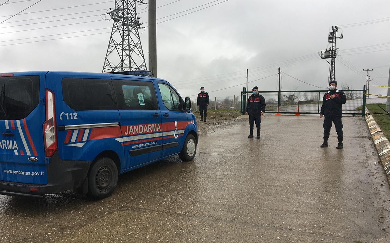 Bartın'da cenaze sonrası bir mahalle karantinaya alındı
