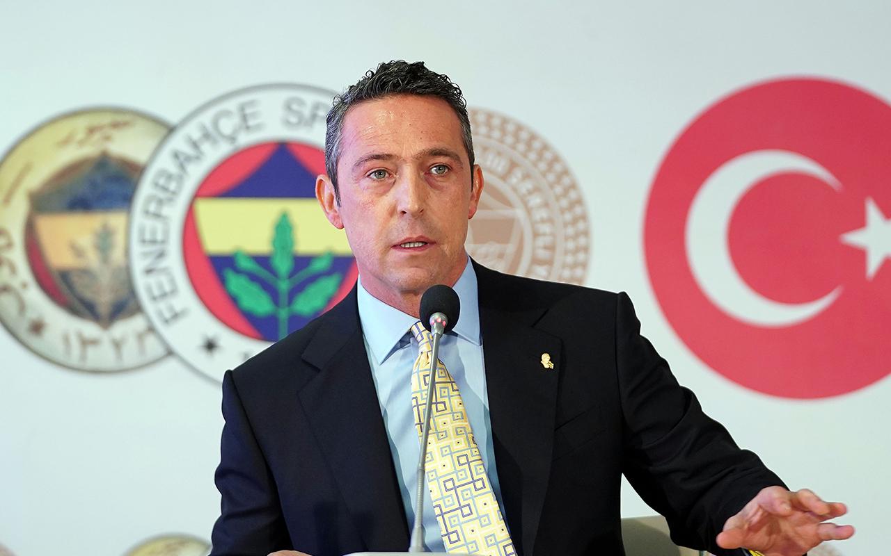 Fenerbahçe Başkanı Ali Koç, korona virüsüne yakalandı