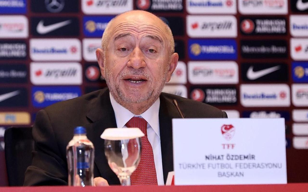 TFF Başkanı Nihat Özdemir, Sağlık Bakanı Koca'dan onay aldı: Futbolcular aşılanacak