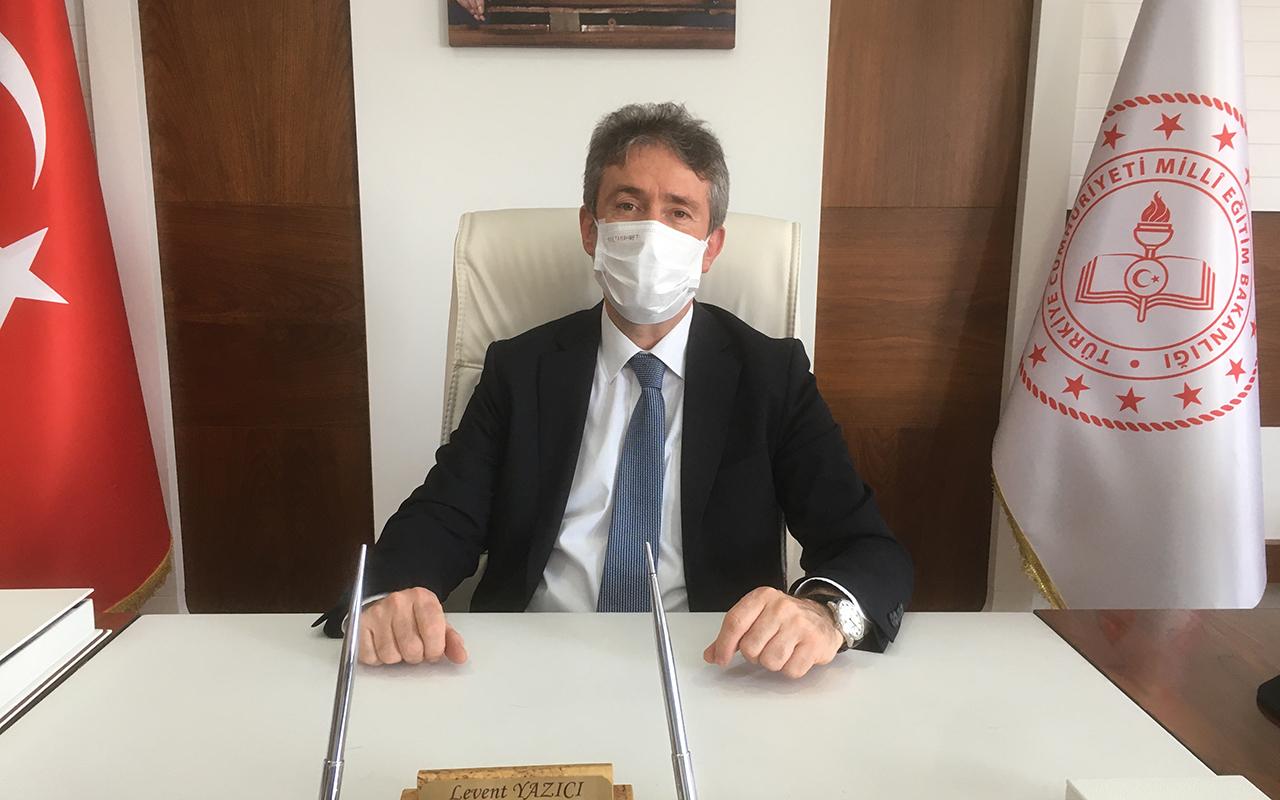 İl Milli Eğitim Müdürü Yazıcı'dan İstanbul'da yüz yüze eğitim açıklaması