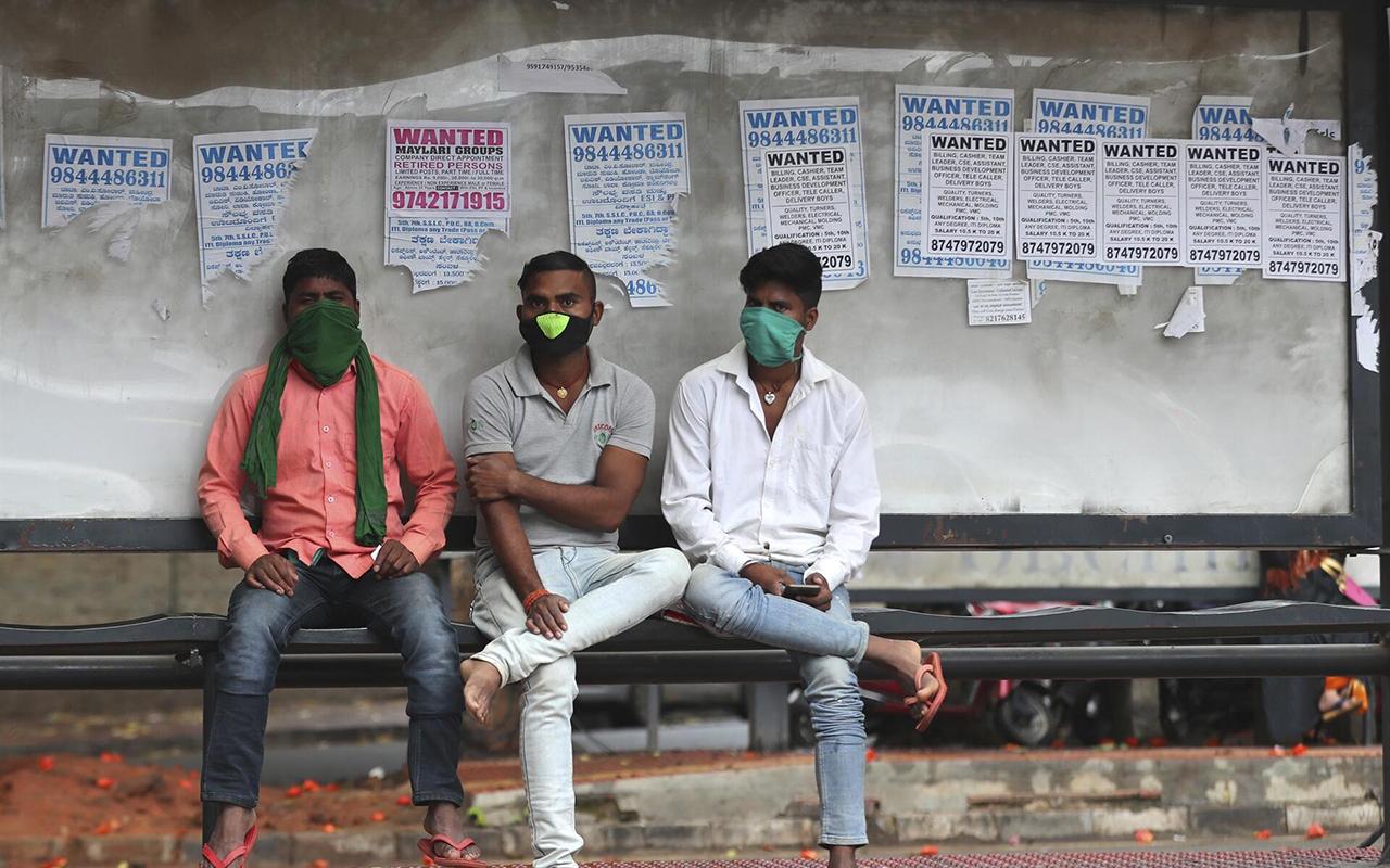Hindistan'da Covid-19 vaka sayısı 13 milyonu geçti