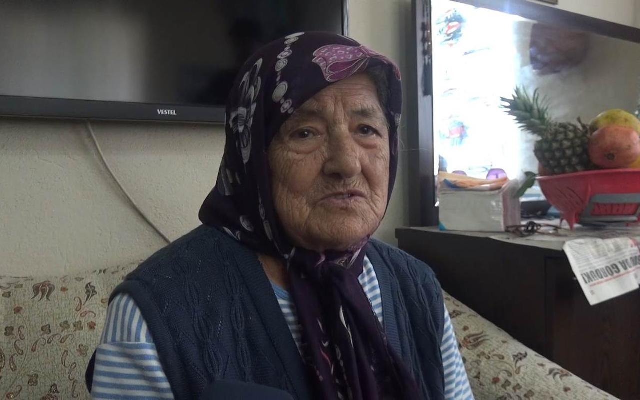 90 yaşındaki kadın misafirlikte virüse yakalandı