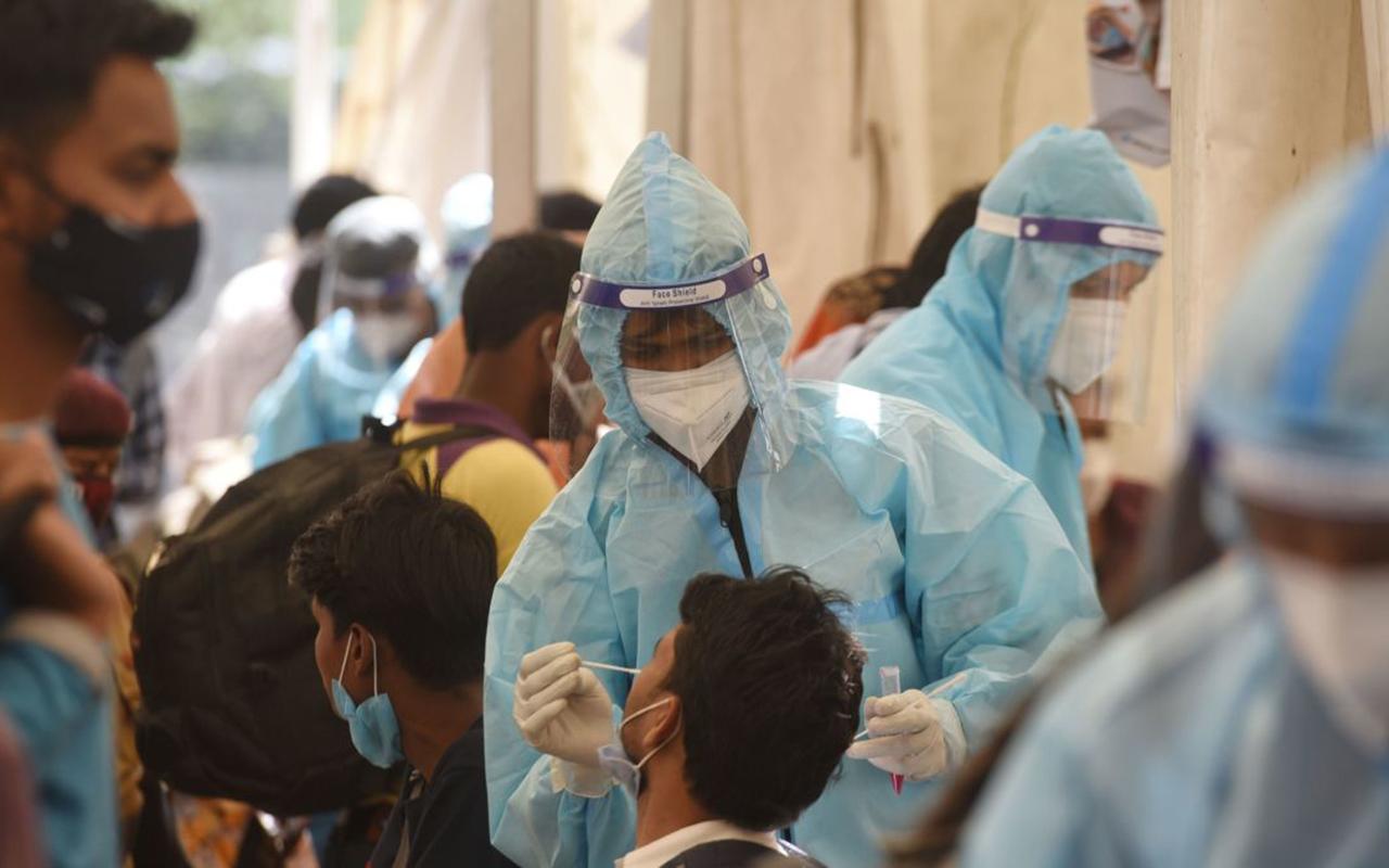 Hindistan, korona virüs vakalarında Brezilya'yı geçti, en çok vaka tespit edilen 2.ülke oldu