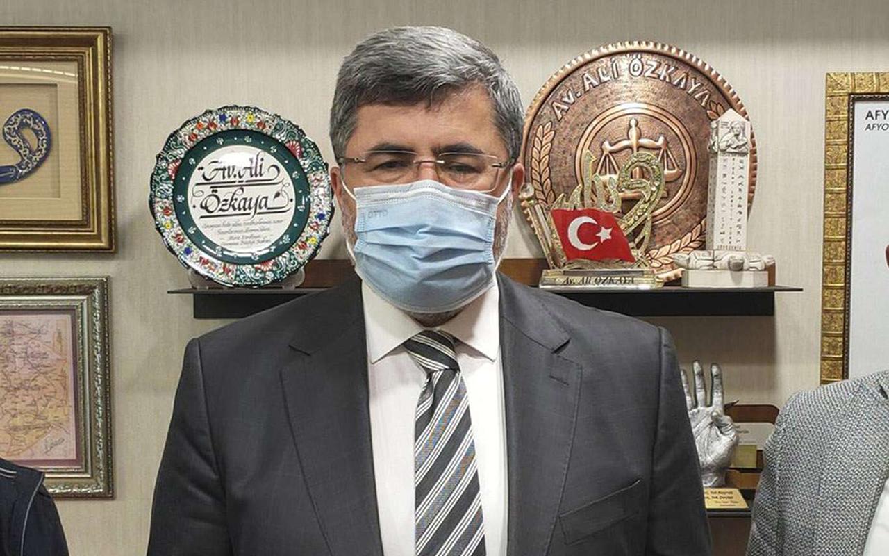 İddia: AKP'li vekil test sonucunu beklemeden ziyaretlerde bulundu