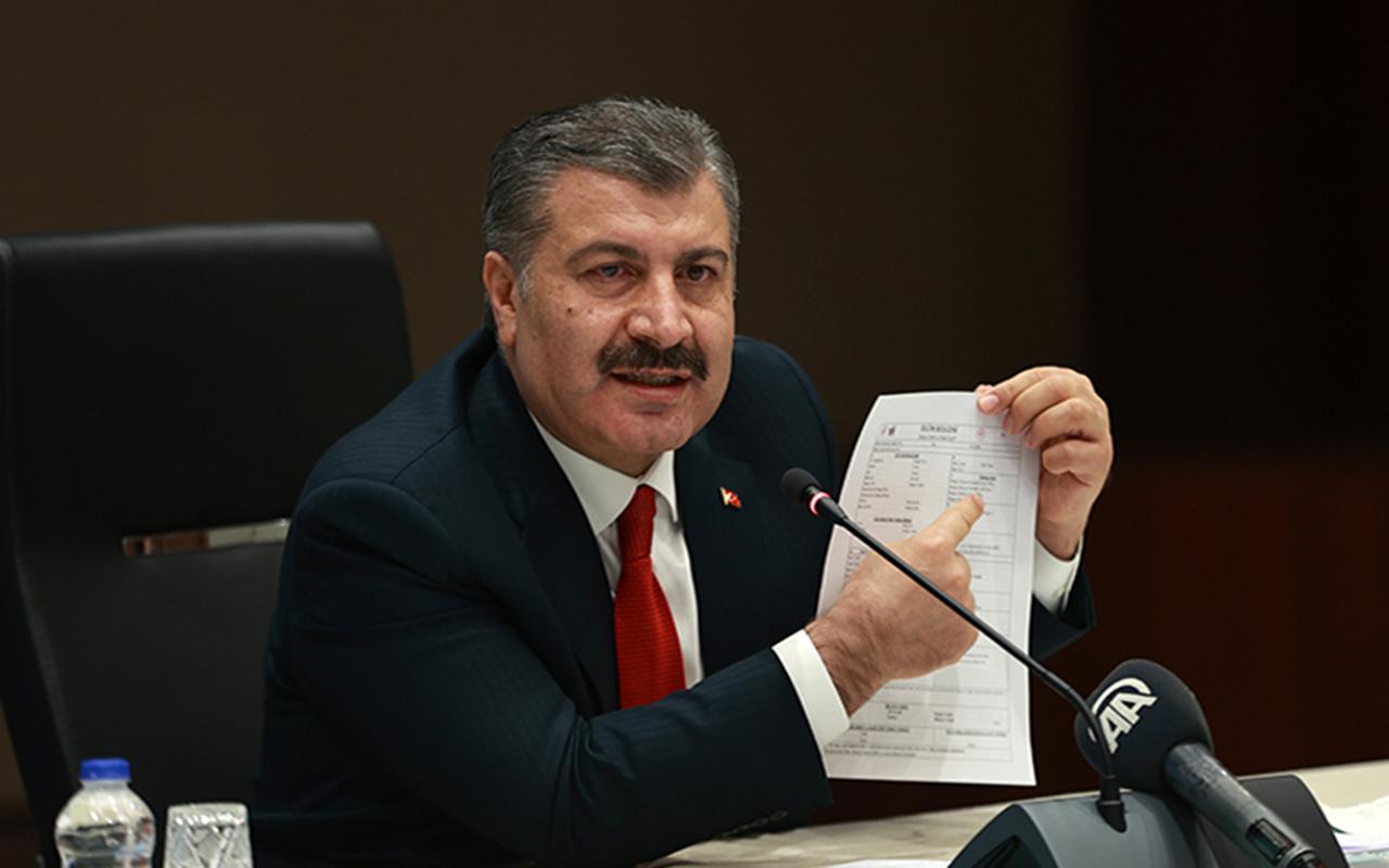 Sağlık Bakanı Koca'dan kısmi kapanma açıklaması: Sonuç alınamazsa tedbirler artacak