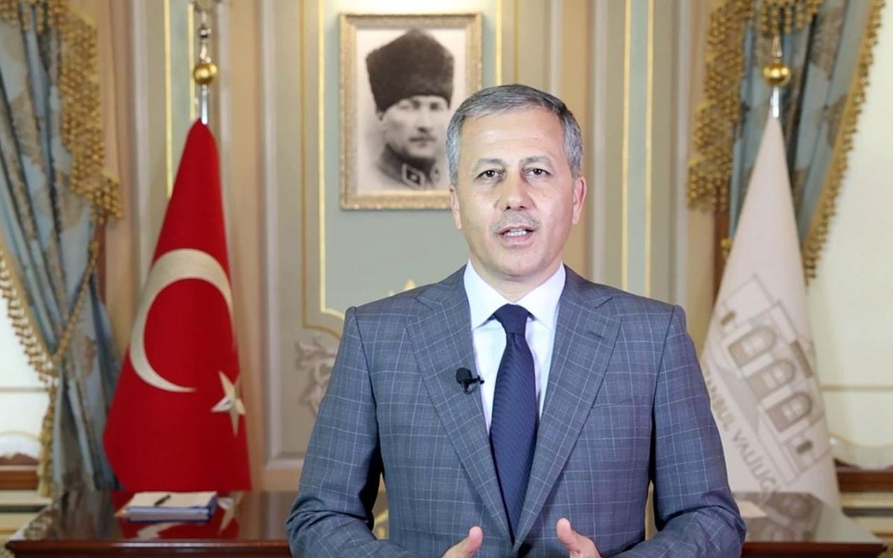 İstanbul Valisi Yerlikaya'dan mesai saati açıklaması