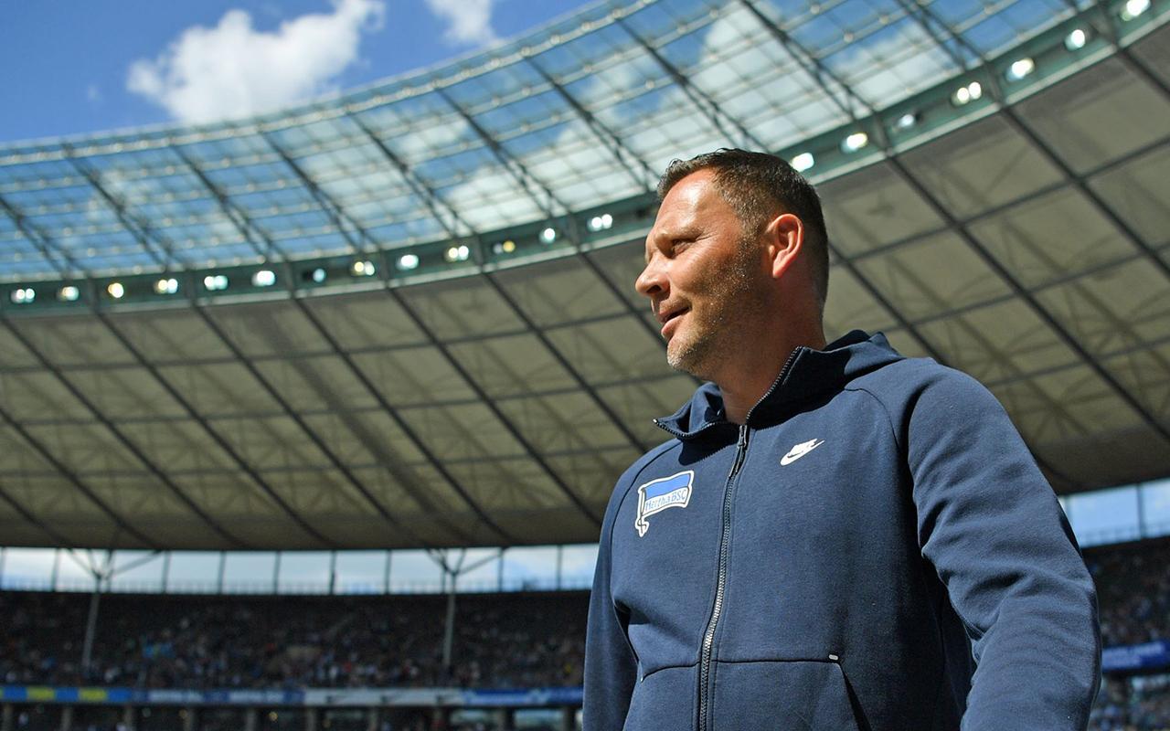 Hertha Berlin'de Dardai ve Lukebakio Covid-19'a yakalandı