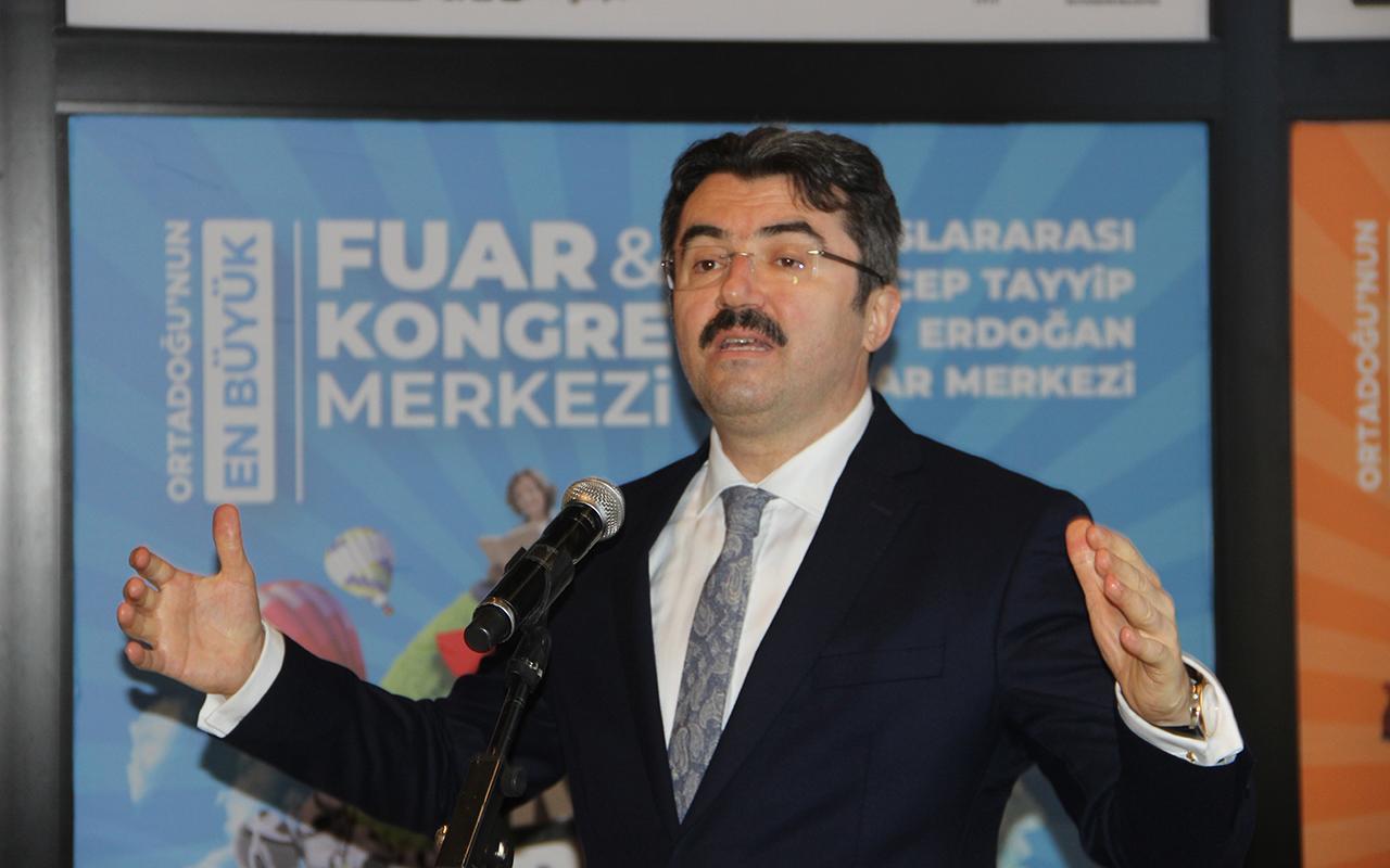 Erzurum Valisi Memiş: