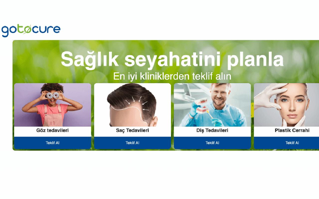 Sağlık turizmi alanında hizmet veren Gotocure, 5 milyon TL değerleme üzerinden yatırım aldı