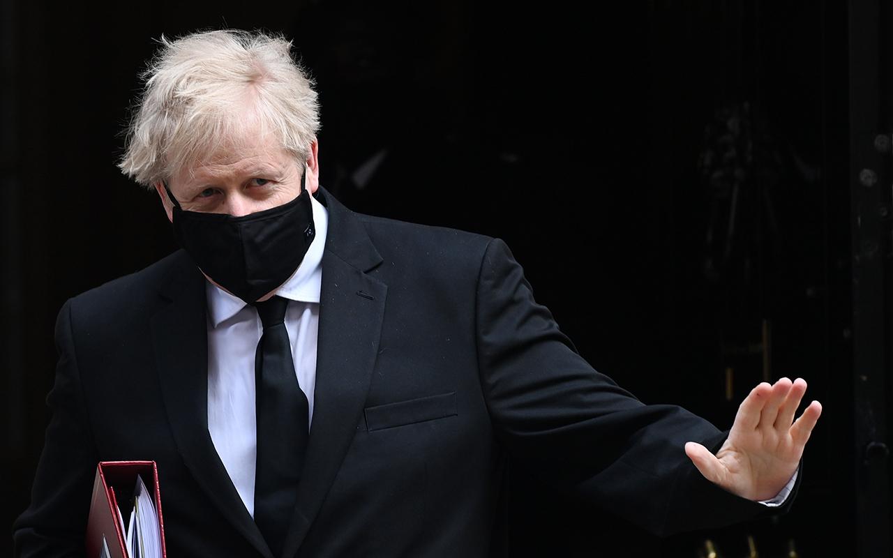 İngiltere Başbakanı Johnson: