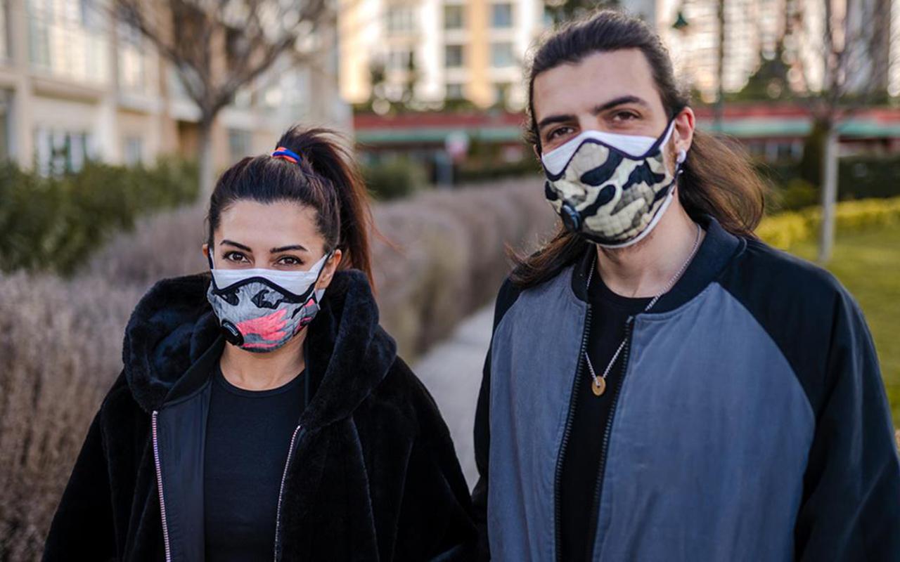 Uzmanlar çift kat maske formülünü açıkladı: Cerrahi maskenin üzerine kumaş maske