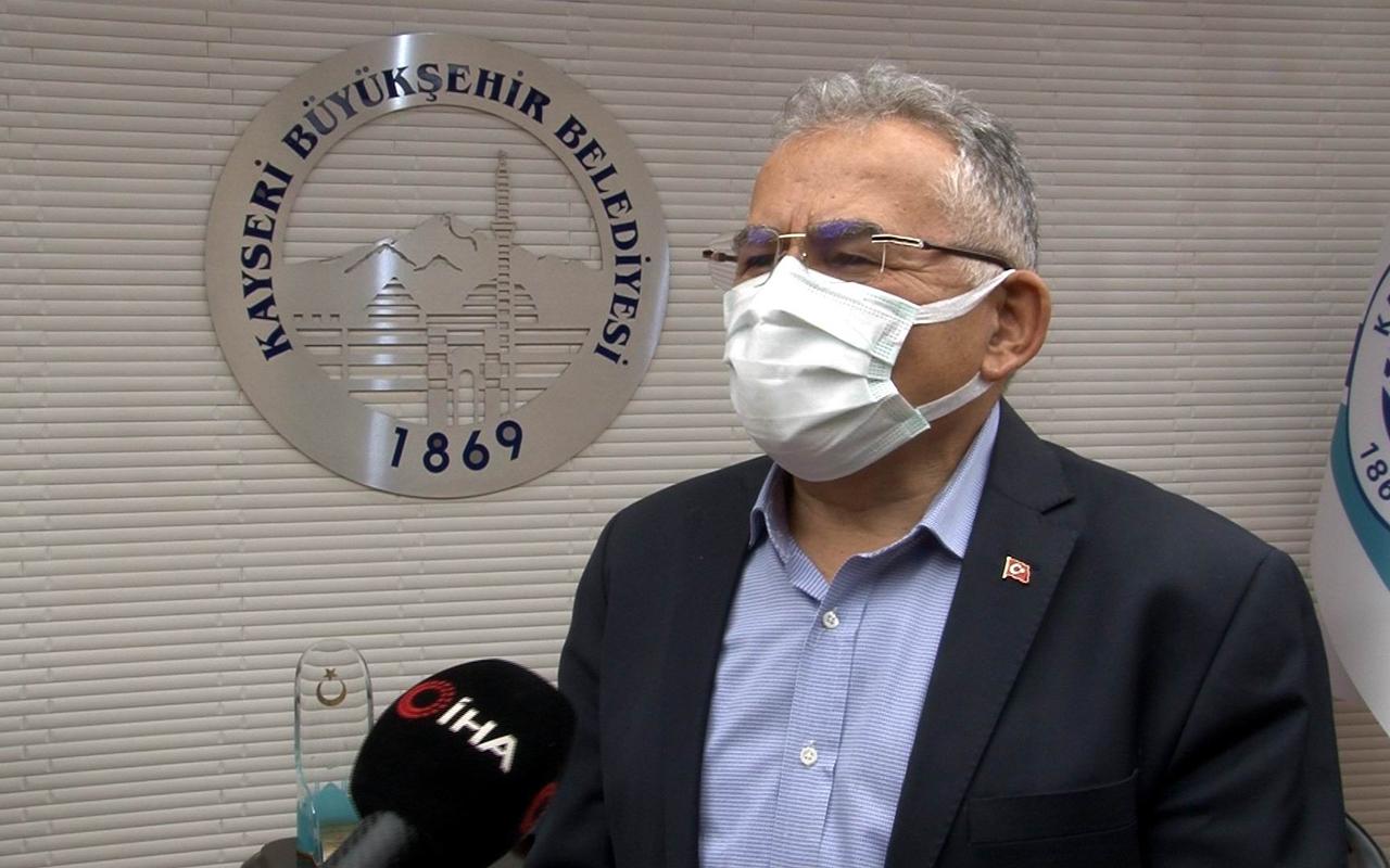 Korona virüsü yenen Başkan Büyükkılıç: