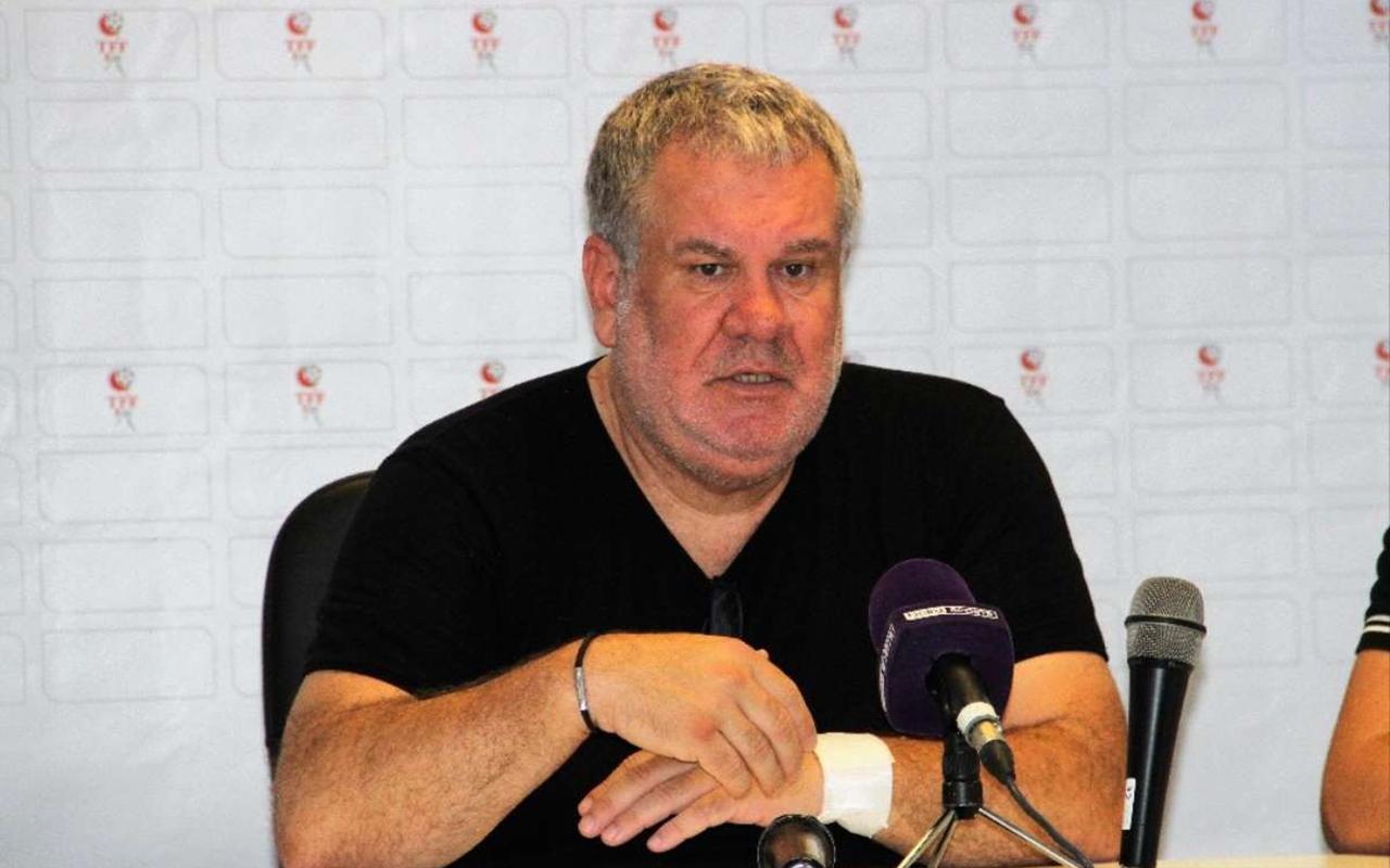 Kastamonuspor Teknik Direktörü Levent Eriş, Covid-19 nedeniyle yoğun bakıma kaldırıldı