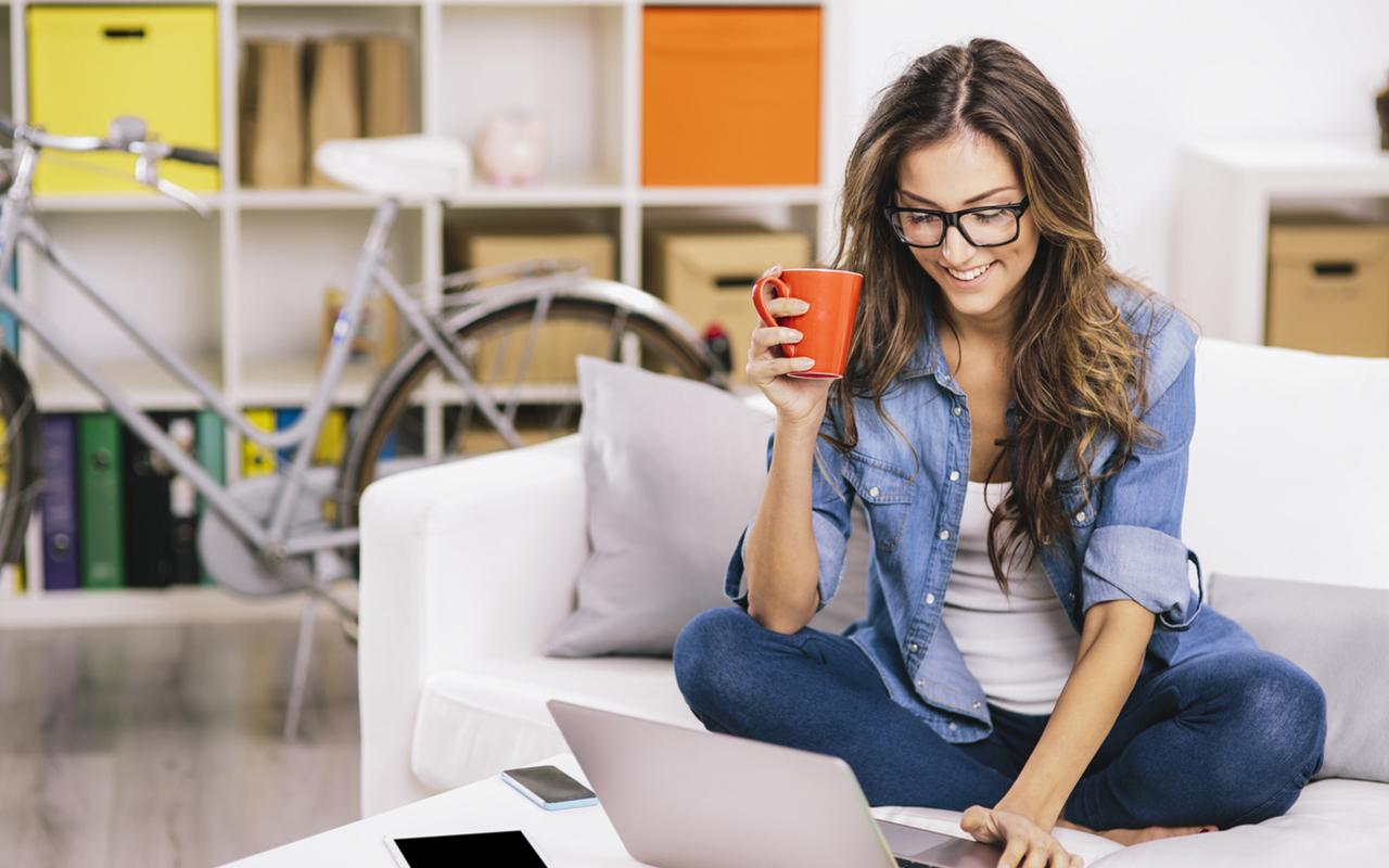 Evden çalışmak çalışanı daha verimli hale getiriyor