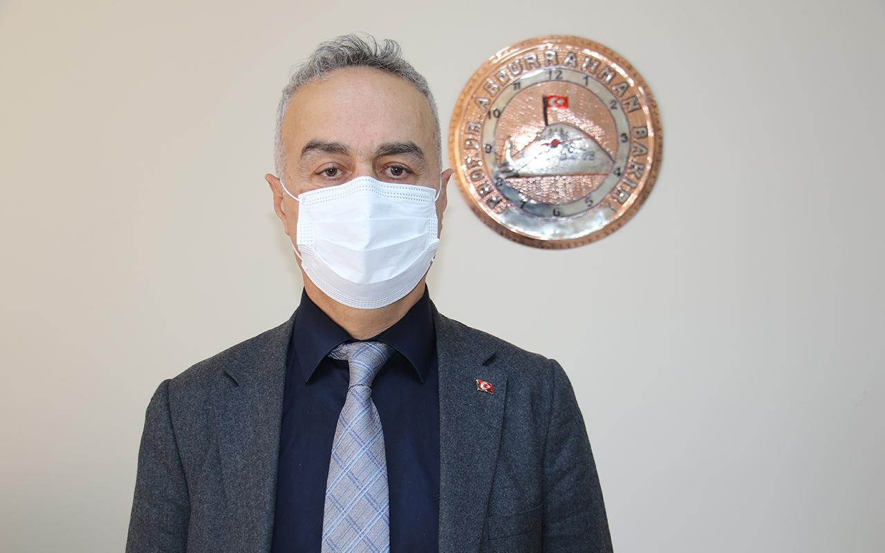 Prof. Dr. Bakır: