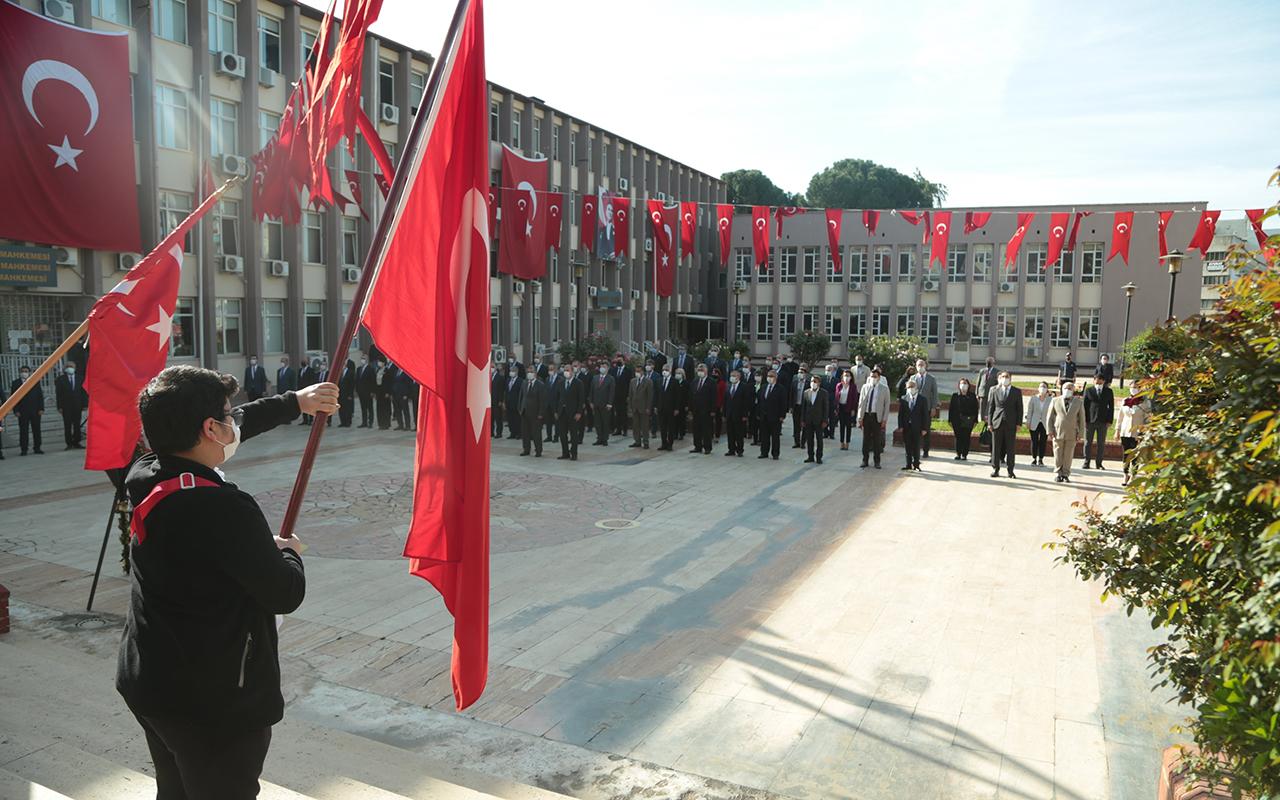 23 Nisan Aydın'da korona virüs gölgesinde kutlandı