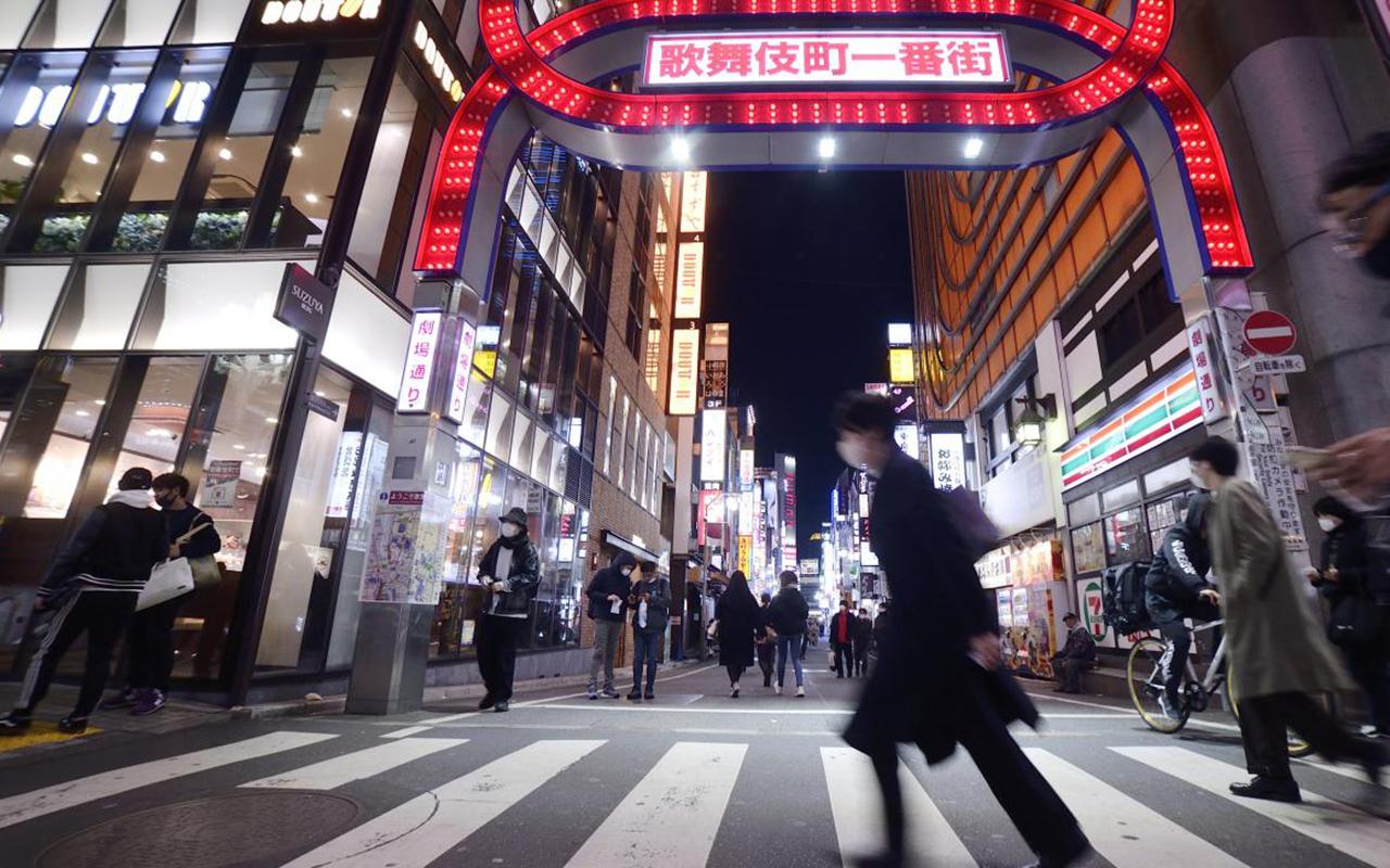 Japonya'da Covid-19 salgını nedeniyle yeniden OHAL ilan edildi